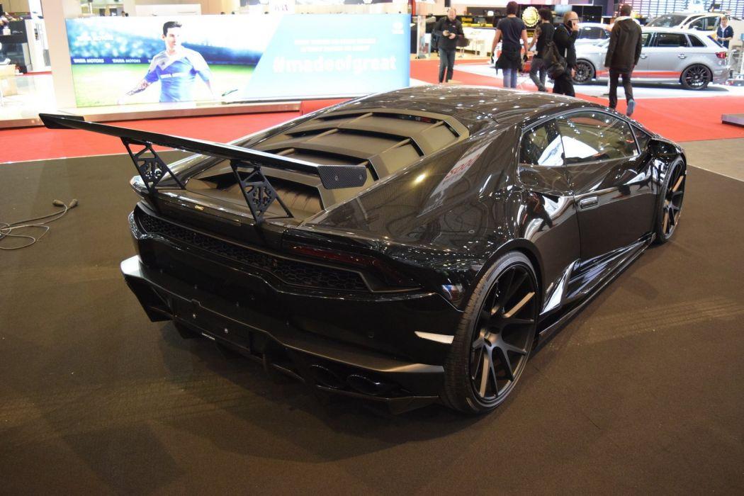 2016 Geneva Motor show DMC Lamborghini Huracan cars modified wallpaper