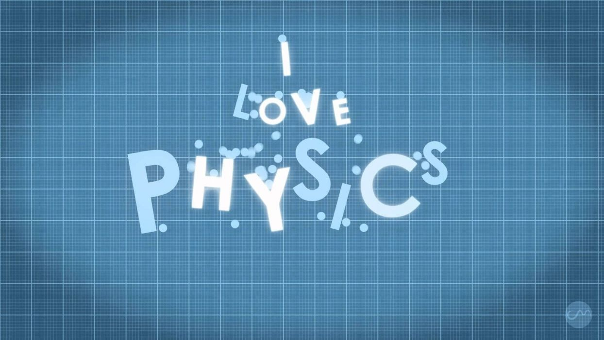 PHYSICS equation mathematics math formula poster science text typography love wallpaper