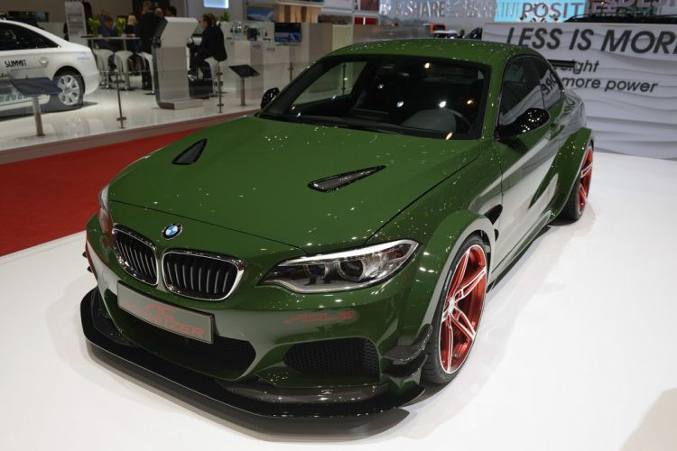 Geneve motor show 2016 AC Schnitzer ACL2 bmw Concept cars wallpaper