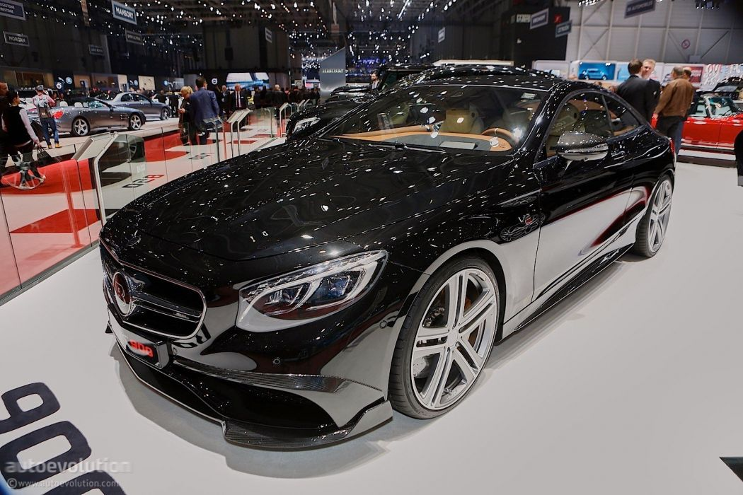 Geneve motor show 2016 2016 Brabu mercedes 900 Rocket modified cars wallpaper