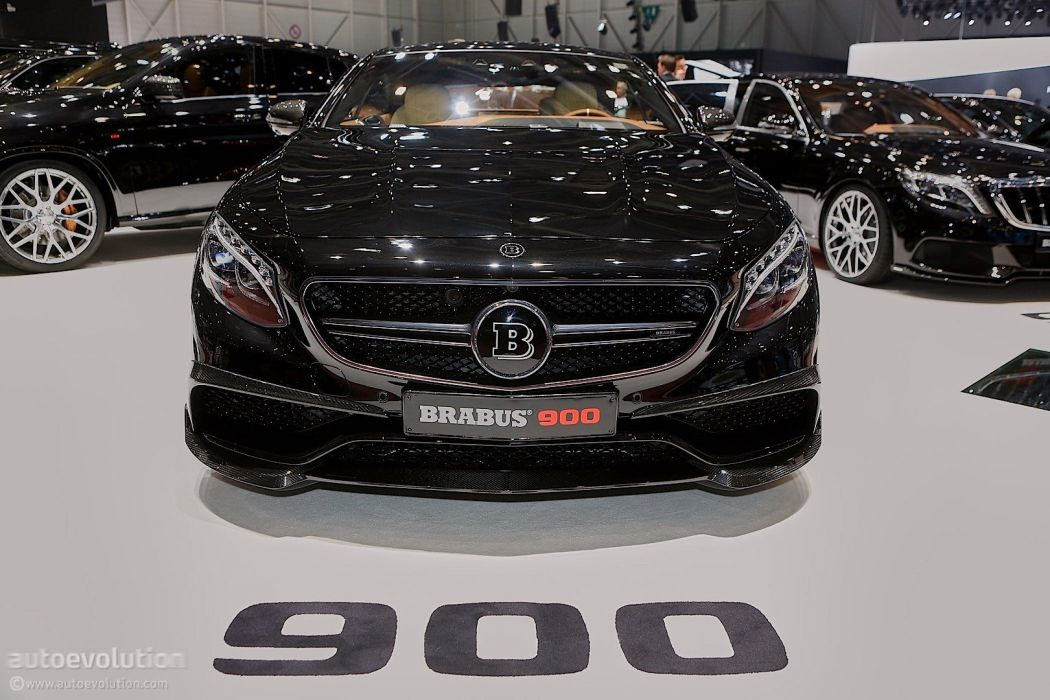 Geneve motor show 2016 2016 Brabu mercedes 900 Rocket modified cars wallpaper