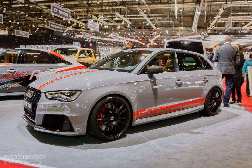 Geneve motor show 2016 MTM audi RS3-R modified cars wallpaper