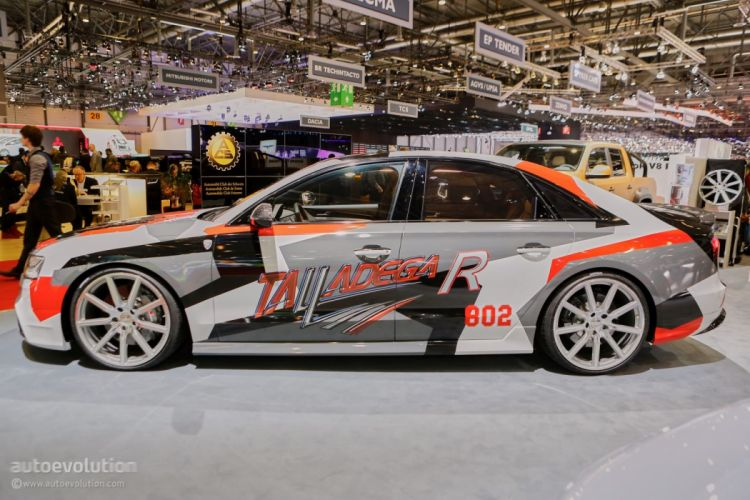 Geneve motor show 2016 MTM audi S8 Talladega R modified cars wallpaper