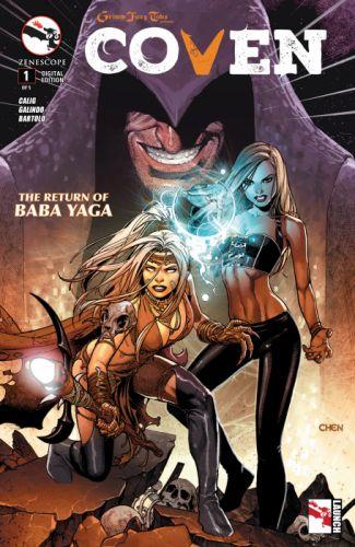 GRIMM FAIRY TALES zenescope wizard fantasy warrior comics artywork art poster wallpaper