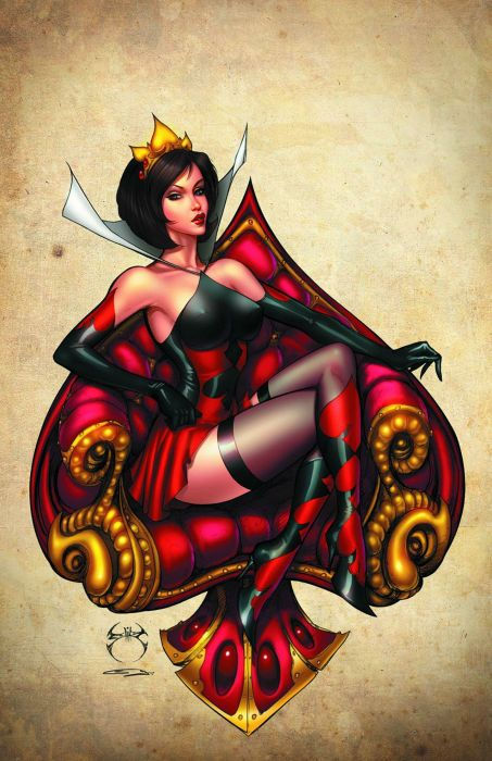 GRIMM FAIRY TALES zenescope wizard fantasy warrior comics artwork art wallpaper