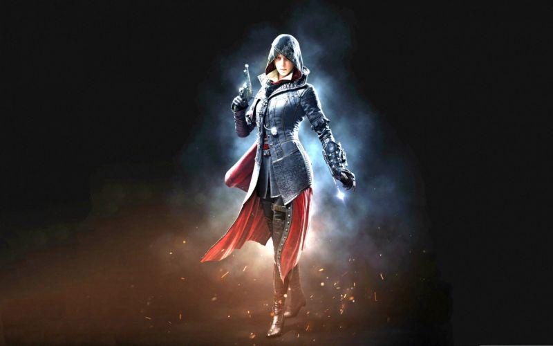 ASSASSINS CREED action fantasy fighting assassin warrior stealth adventure history wallpaper