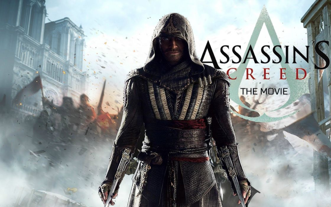 ASSASSINS CREED action fantasy fighting assassin warrior stealth adventure poster wallpaper