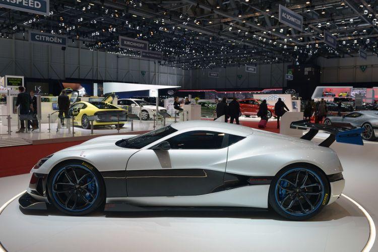 geneva motor show 2016 Rimac Concept-S cars supercars wallpaper