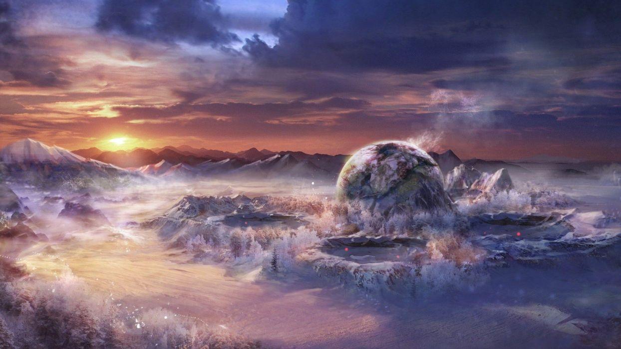 art artwork fantasy artistic original perfect wallpaper