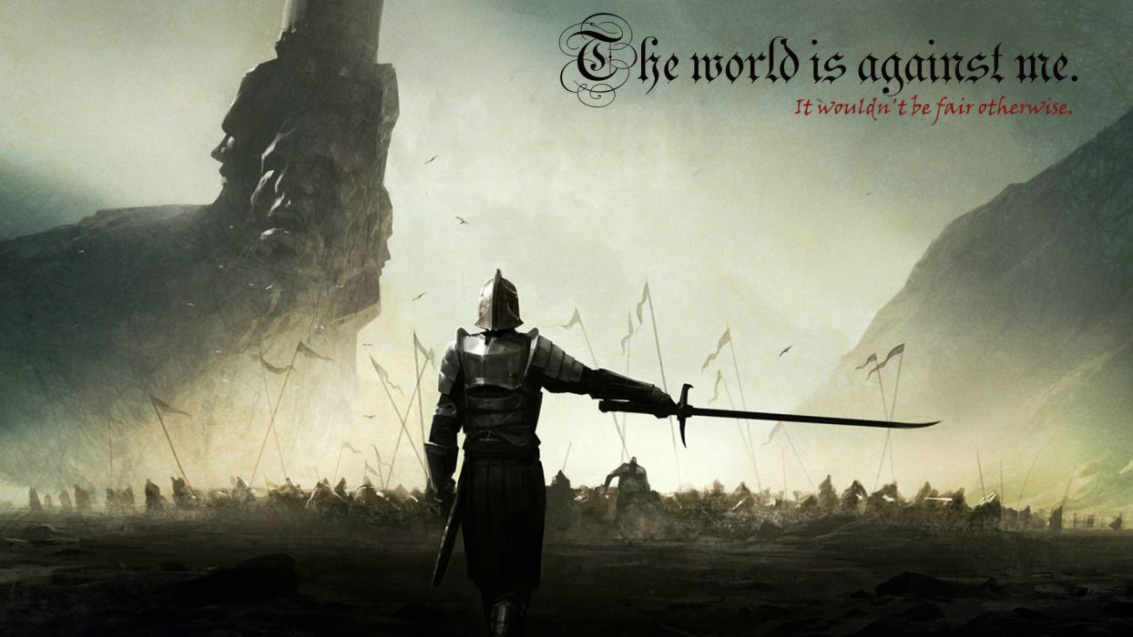 art artwork fantasy artistic original perfect warrior wallpaper