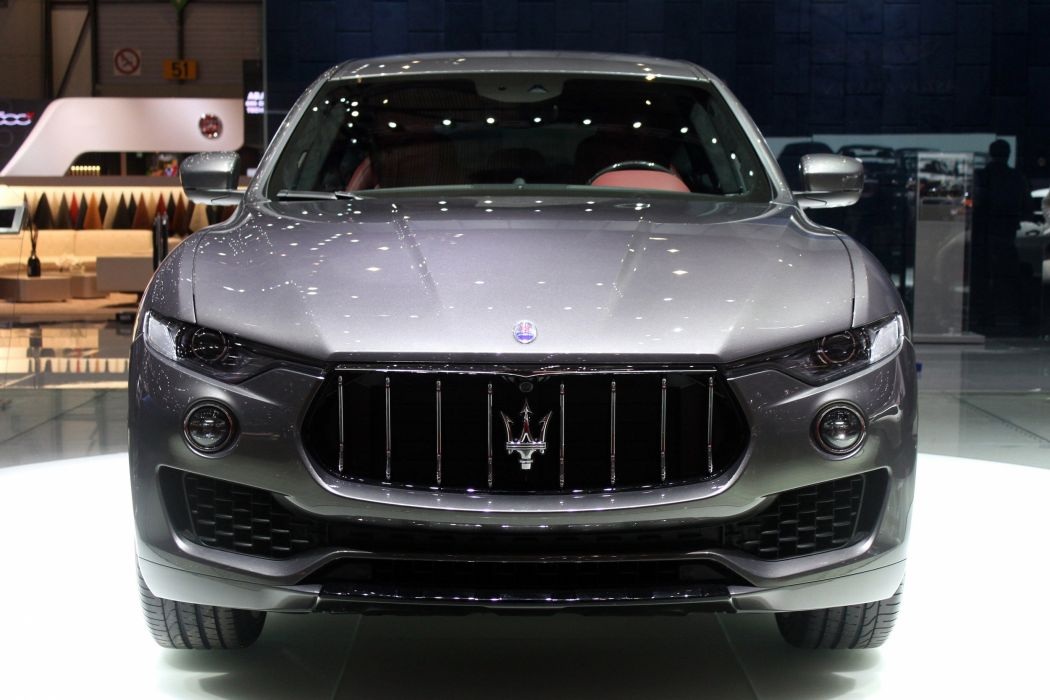 geneva motor show 2016 Maserati Levante cars suv wallpaper