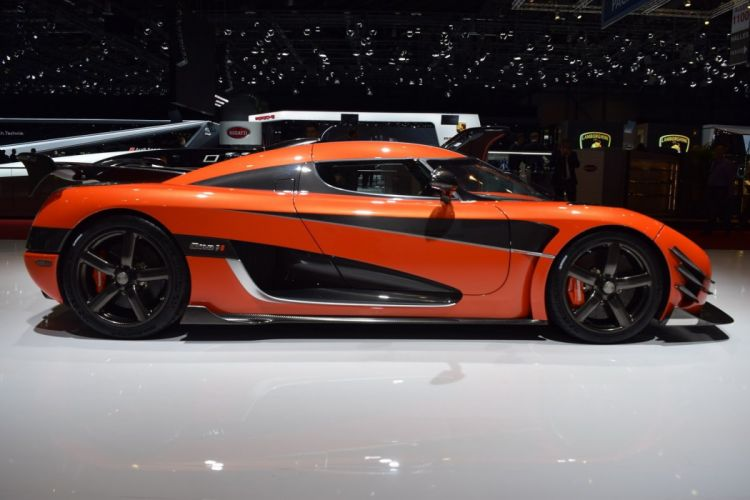 geneva motor show 2016 Koenigsegg Agera One of 1 cars supercars wallpaper