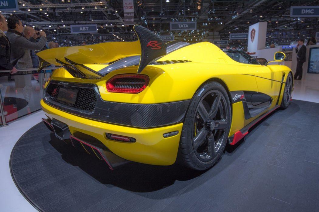 geneva motor show 2016 Koenigsegg Agera rs cars supercars wallpaper