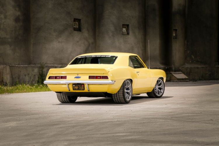 1967 chevy chevrolet Camaro coupe cars modified wallpaper