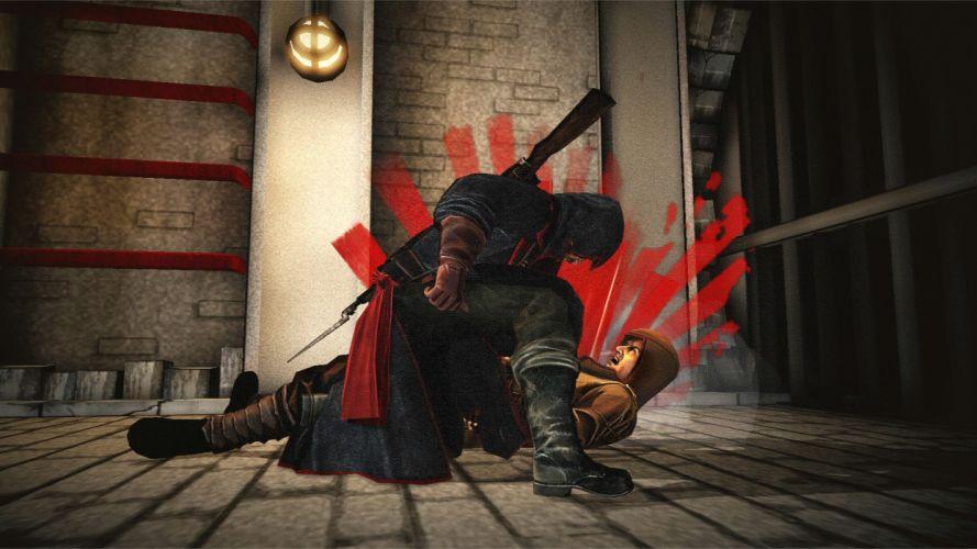 ASSASSINS CREED action fantasy fighting assassin warrior stealth adventure wallpaper