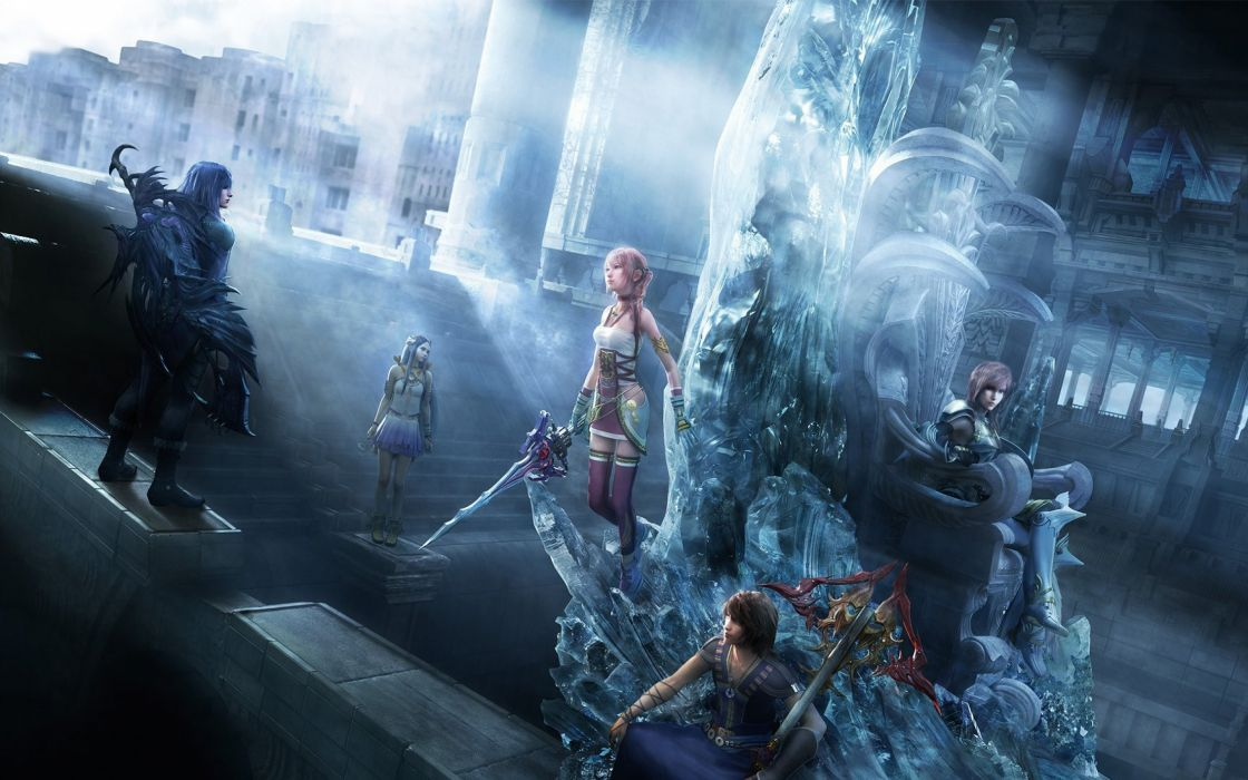 FINAL FANTASY action rpg fighting fantasy combat battle warrior perfect wallpaper