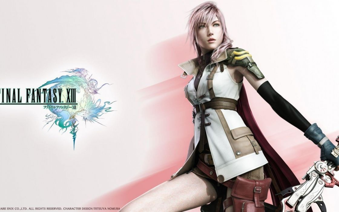 FINAL FANTASY action rpg fighting fantasy combat battle warrior perfect poster wallpaper