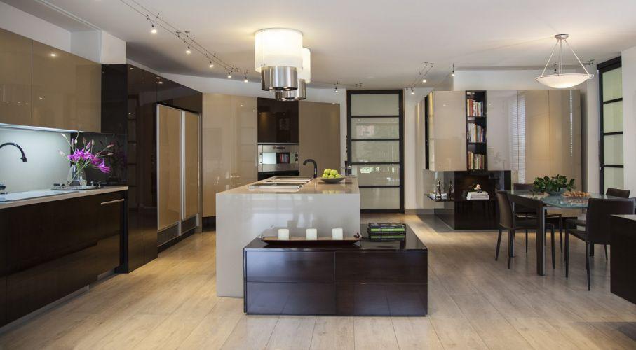 cocina interior muebles diseA wallpaper