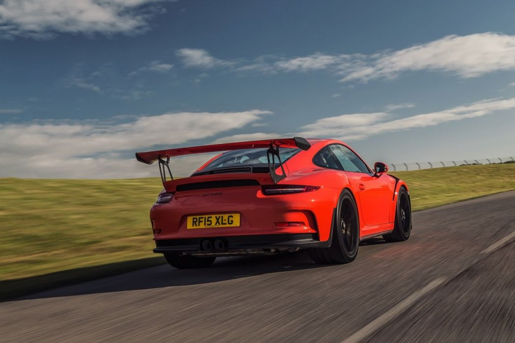 Porsche 911 GT3 RS UK-spec (991) cars coupe 2015 wallpaper