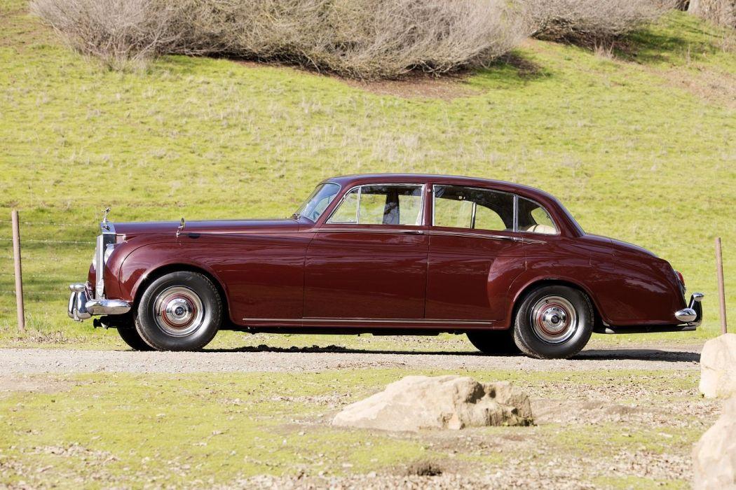 Rolls Royce Silver Cloud EWB cars classic 1955 1959 wallpaper