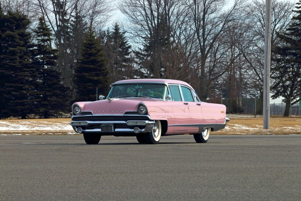 1956 Lincoln Premiere Sedan classic cars wallpaper