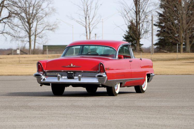 1956 Lincoln Premiere Hardtop Coupe classic cars wallpaper