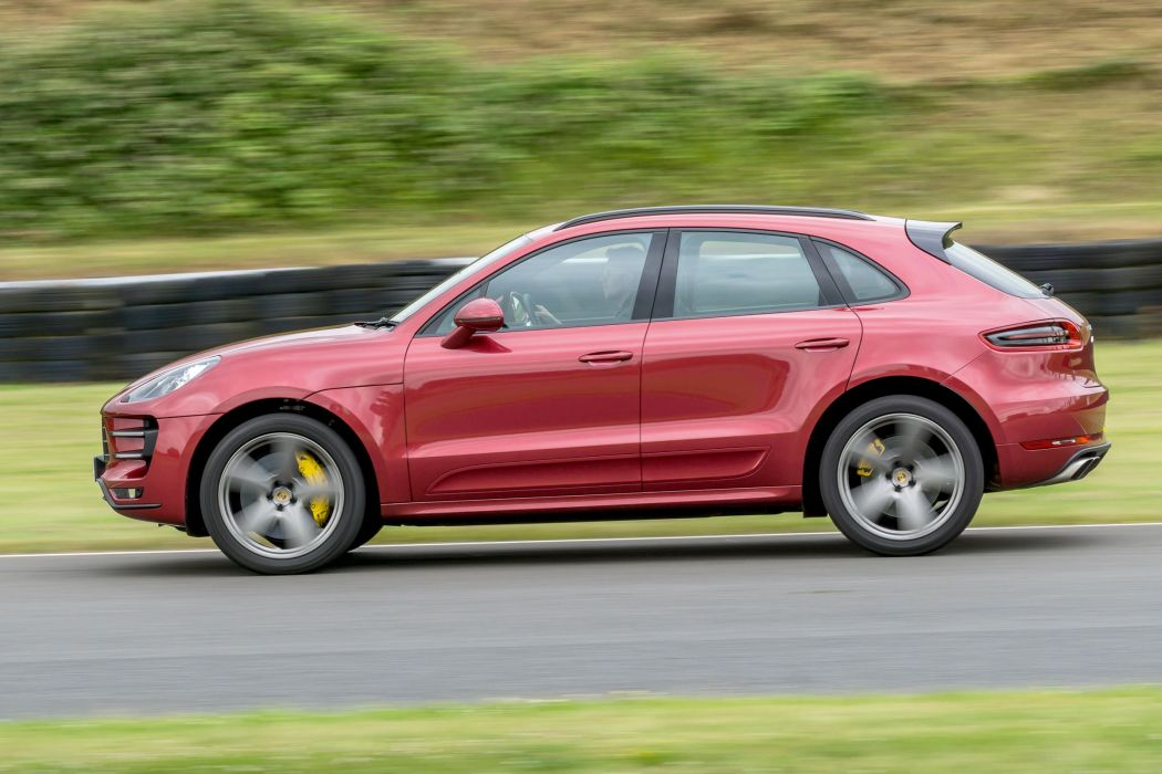Porsche Macan Turbo UK-spec (95B) cars suv 2014 wallpaper