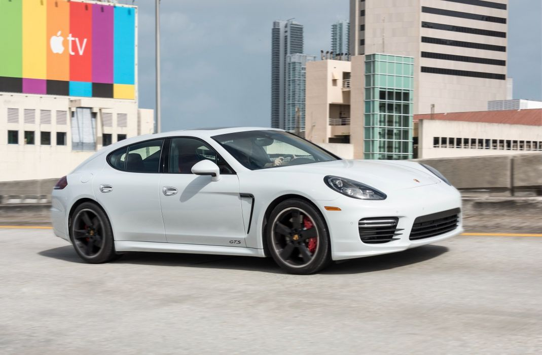 porsche panamera gts us-spec cars 2014 wallpaper