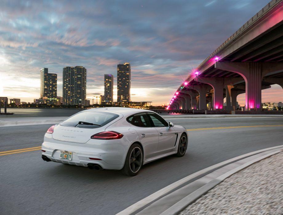 porsche panamera gts us-spec cars 2014 wallpaper