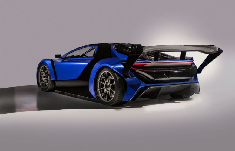 Techrules AT96 TREV Concept cars 2016 wallpaper