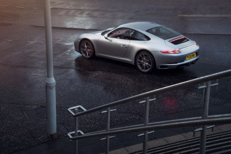 Porsche 911 Carrera S Coupe UK-spec (991)cars 2015 wallpaper