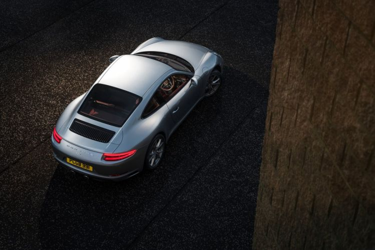 Porsche 911 Carrera S Coupe UK-spec (991)cars 2015 wallpaper
