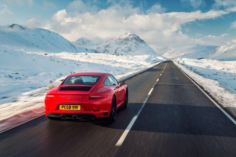 Porsche 911 Carrera Coupe UK-spec (991)cars 2015 wallpaper