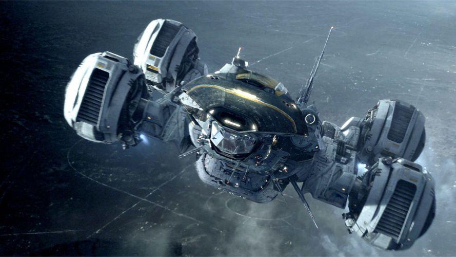PROMETHEUS ALIEN COVENANT aliens sci-fi futuristic adventure spaceship wallpaper