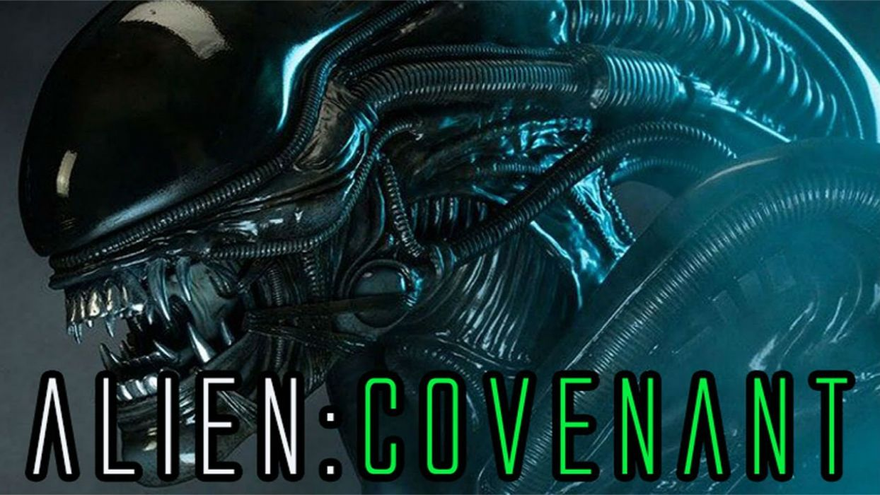 PROMETHEUS ALIEN COVENANT aliens sci-fi futuristic adventure poster wallpaper