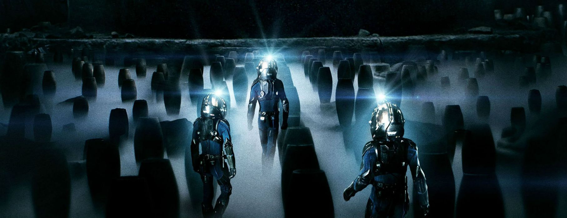 PROMETHEUS ALIEN COVENANT aliens sci-fi futuristic adventure wallpaper