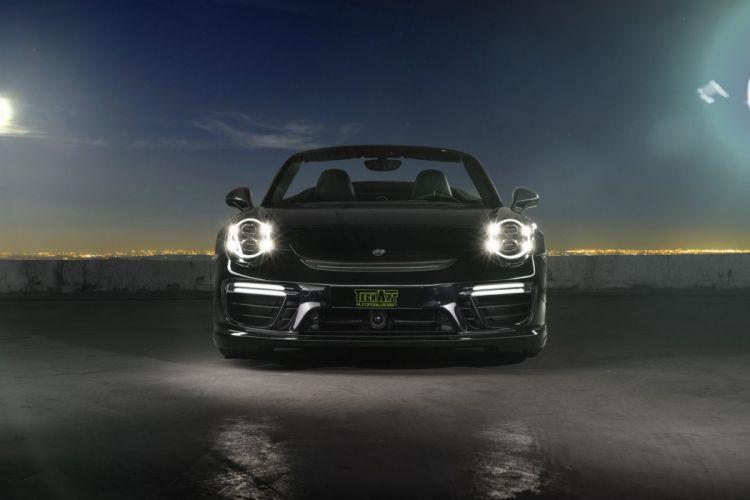 Techart porsche 911 Carrera cars modified 2016 wallpaper