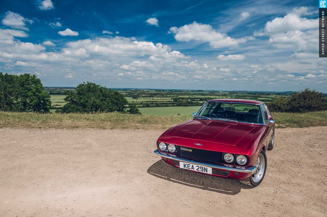 Jensen Interceptor cars classic coupe wallpaper
