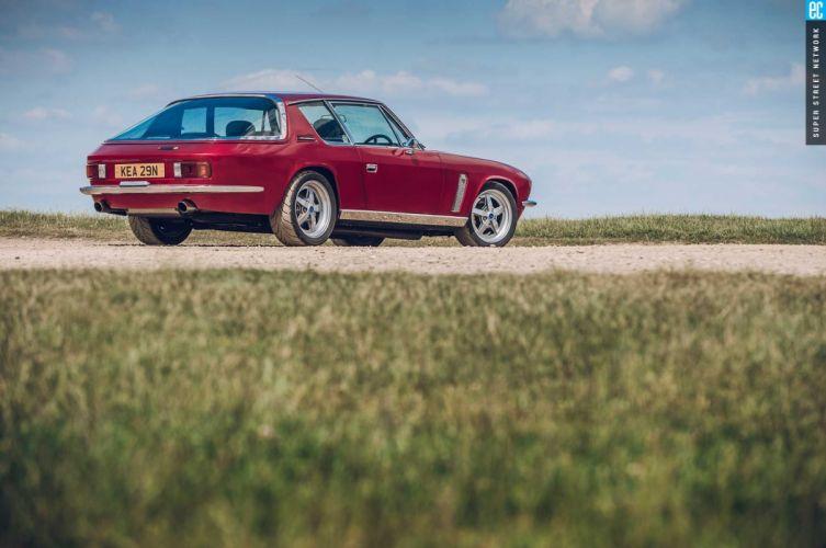 Jensen Interceptor cars classic coupe wallpaper