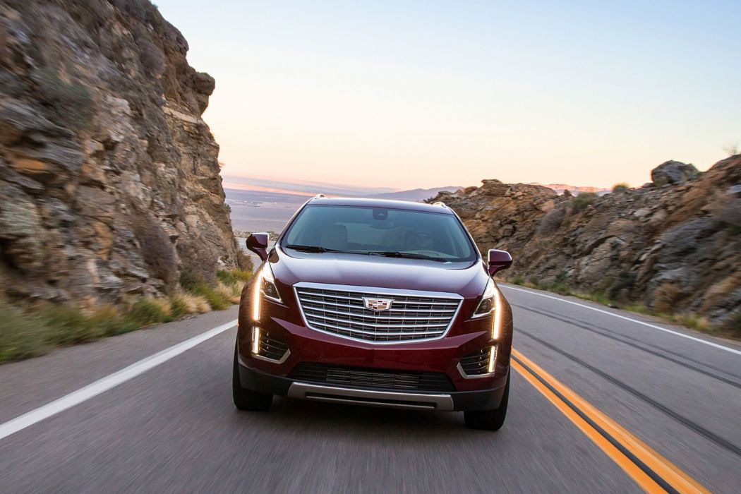 Cadillac XT5 cars suv 2016 wallpaper