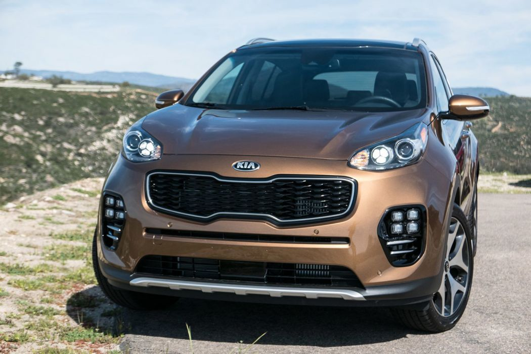 Kia Sportage cars suv 2016 wallpaper