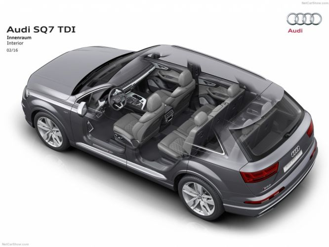 audi sq7 tdi cars cutaway wallpaper