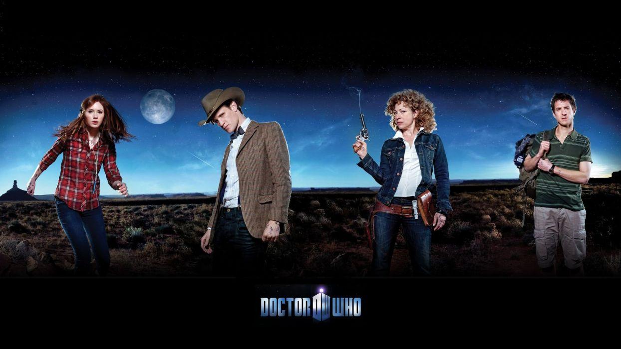 DOCTOR WHO bbc sci-fi futuristic series comedy adventure drama 1dwho poster wallpaper