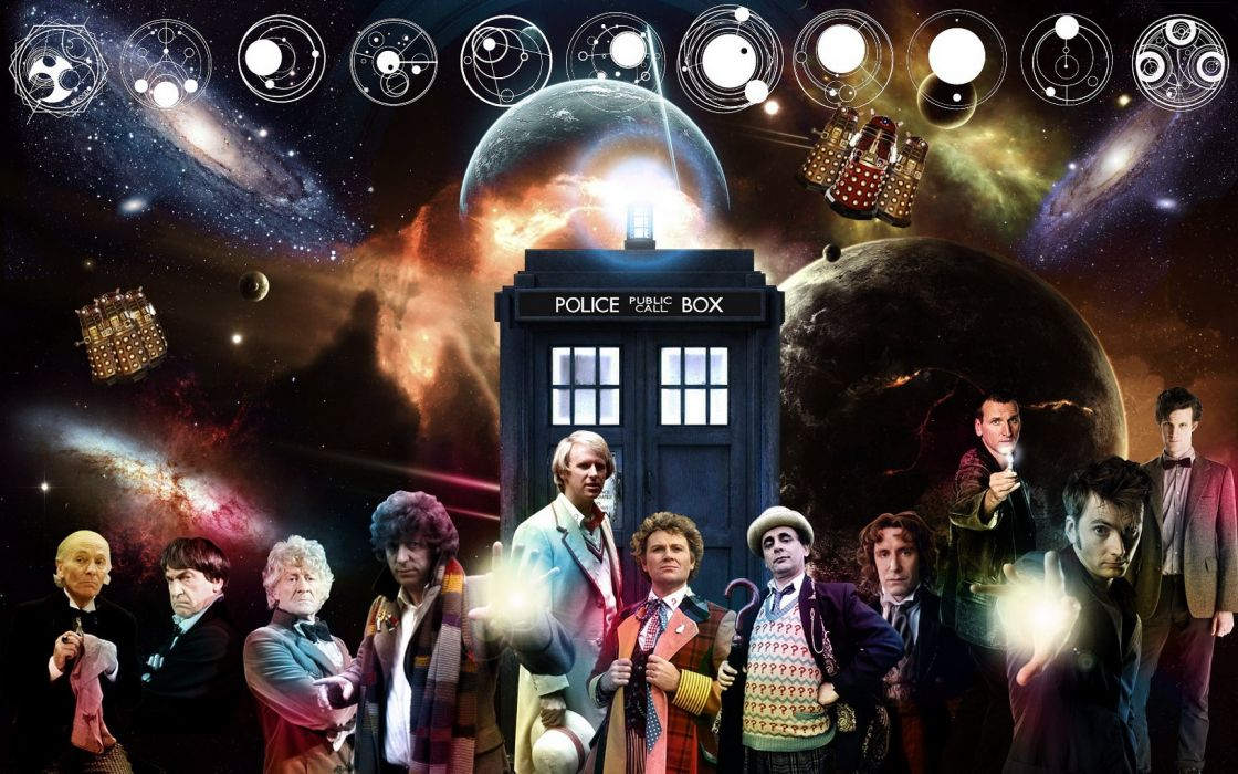 DOCTOR WHO bbc sci-fi futuristic series comedy adventure drama 1dwho poster wallpaper