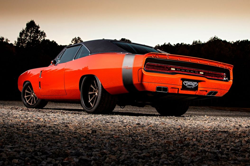1969 Dodge Charger cars coupe modified wallpaper