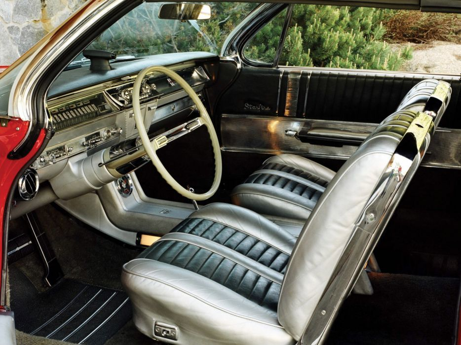 1962 Oldsmobile Starfire Convertible cars classic wallpaper
