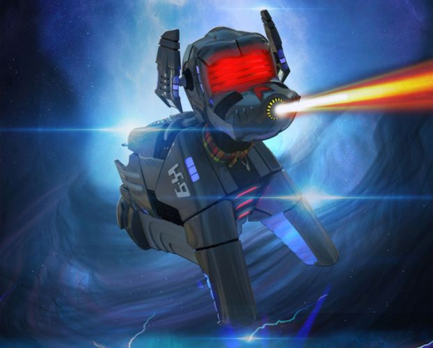 DOCTOR WHO bbc sci-fi futuristic series comedy adventure drama 1dwho tardis robot wallpaper