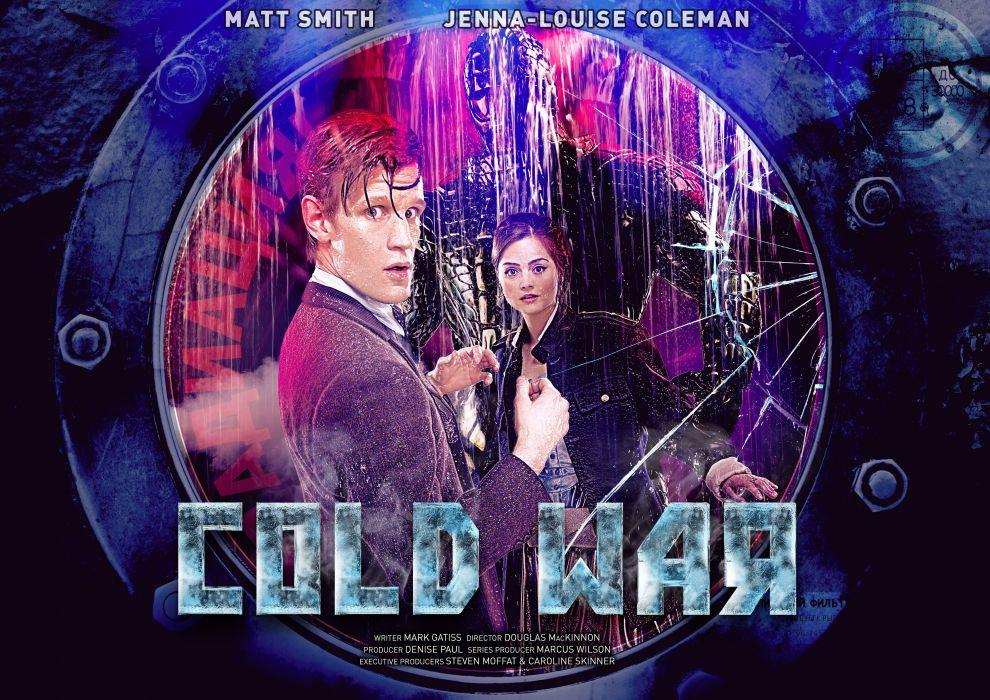 DOCTOR WHO bbc sci-fi futuristic series comedy adventure drama 1dwho tardis poster wallpaper