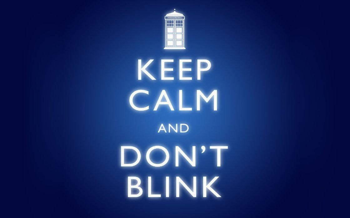 DOCTOR WHO bbc sci-fi futuristic series comedy adventure drama 1dwho tardis poster keep calm wallpaper
