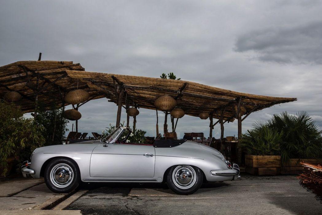 Porsche 356B 1600 Super 90 Roadster by Drauz (T5) cars 1959 1962 wallpaper